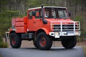 1977 Mercedes-Benz Other U1300l Doka Photo