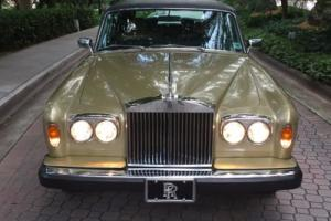 1980 Rolls-Royce Silver Shadow