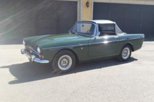 1965 Ford Sunbeam tiger series 1 Sunbeam tiger series 1 Photo