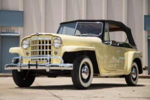 1950 Willys Jeepster Photo
