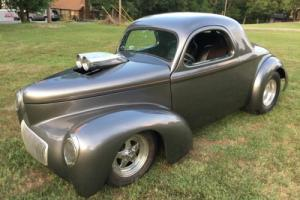 1941 Willys Coupe Photo
