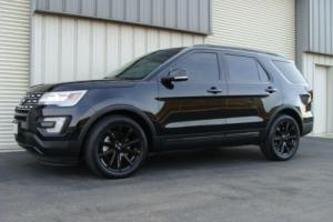 2016 Ford Explorer LOW MILES, DUAL SUNROOF