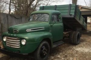 1950 Ford Other Pickups F4 Photo