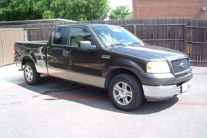 2005 Ford F-150 Supercab