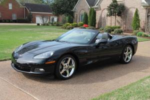 2008 Chevrolet Corvette Convertible 3LT