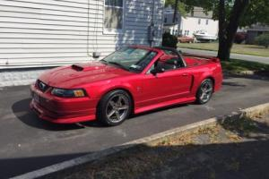 2001 Ford Mustang --