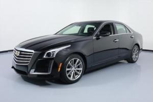 2017 Cadillac CTS 2.0T LUX PANO ROOF NAV VENT SEATS