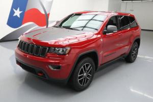2017 Jeep Grand Cherokee TRAILHAWK 4X4 SUNROOF NAV