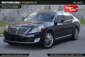 2014 Hyundai Equus 4dr Sedan Signature