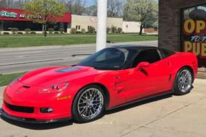 2010 Chevrolet Corvette ZR1 Photo