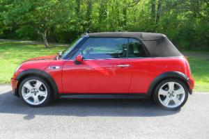 2006 Mini Cooper 2dr Convertible S