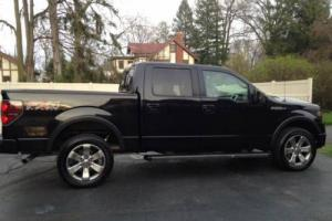 2013 Ford F-150 FX4 super crew cab