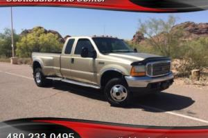 2001 Ford F-350 Super Duty XLT 4dr SuperCab, 4x4, 5th Wheel
