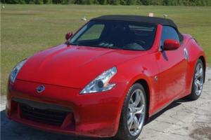 2010 Nissan 370Z Roadster Touring 2dr Convertible 7A