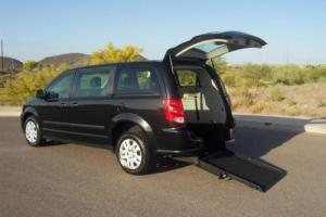 2014 Dodge Grand Caravan Wheelchair