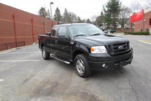 2008 Ford F-150 STX 4x4 4dr SuperCab Styleside 6.5 ft. SB