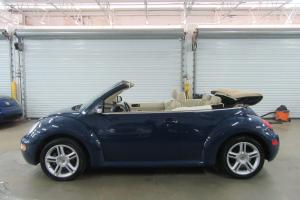 2005 Volkswagen Beetle-New 2dr GLS Turbo Automatic
