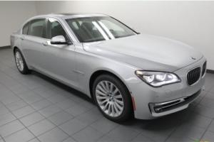 2013 BMW 7-Series 740LiX Drive