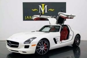 2013 Mercedes-Benz SLS AMG GULLWING
