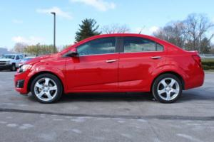 2013 Chevrolet Sonic 4dr Sedan Automatic LTZ