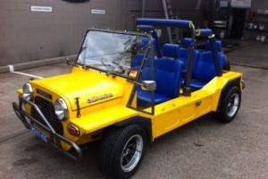 Mini Moke Californian Photo