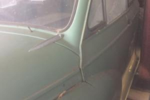 morris minor mm green Photo