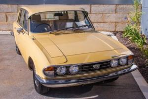 1977 Triumph 2500 TC Sedan - Amazing Condition and a Rare Opportunity