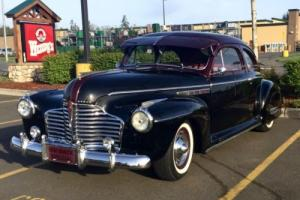 1941 Buick Special Sedanette