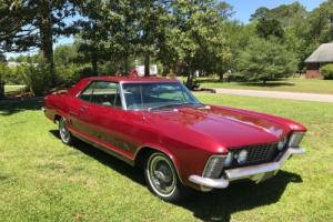 1963 Buick Riviera SPORT COUPE