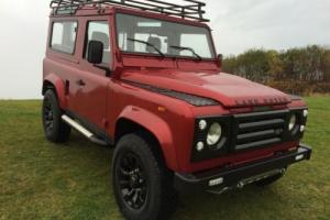 1980 Land Rover Defender County Station Wagon 90 Photo