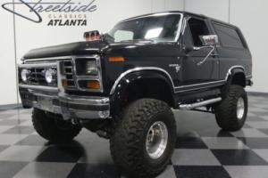 1981 Ford Bronco 4X4 Supercharged