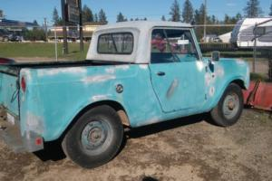 1962 International Harvester Scout Terra Photo