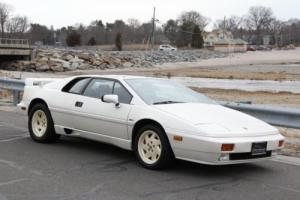 1988 Lotus Esprit Esprit Turbo