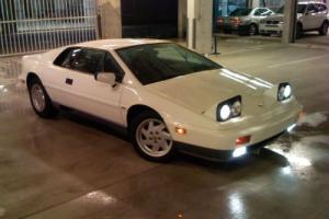1989 Lotus Esprit Photo