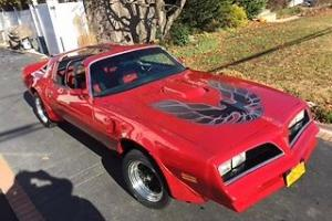 1978 Pontiac Trans Am Photo