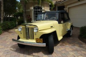 1949 Willys Photo