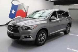 2017 Infiniti QX60 3.5 SUNROOF HTD LEATHER REAR CAM