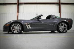 2010 Chevrolet Corvette GRAND SPORT 3LT
