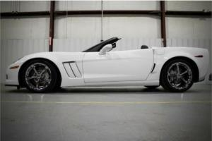 2012 Chevrolet Corvette GRAND SPORT 4LT CONV