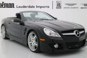 2011 Mercedes-Benz SL-Class CONVERTIBLE WITH LORISNER PACKAGE