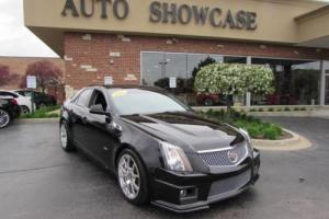 2011 Cadillac CTS Sedan Navigation Photo