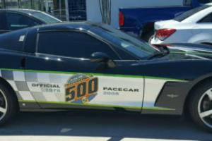2008 Chevrolet Corvette 3LT INDY 500 PACE CAR REPLICA