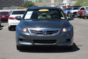 2012 Honda Accord 2dr I4 Automatic EX-L