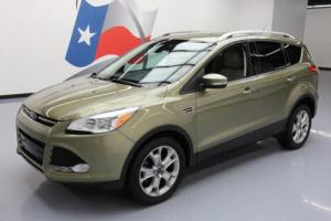 2014 Ford Escape TITANIUM ECOBOOST LEATHER REAR CAM