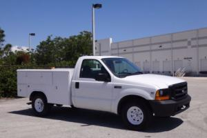 1999 Ford F-250 Service Utility Body