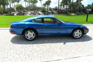 1997 Jaguar XK8 XK8 2dr Coupe Coupe 2-Door Automatic 5-Speed