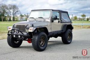 2005 Jeep Wrangler NEW LIFT, WHEELS, BUMPERS, & MORE