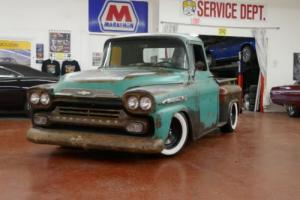 1959 Chevrolet Other Pickups -RAT ROD PATINA TENNESSEE CUSTOM RARE PICK UP-SEE