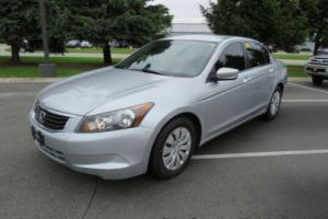 2008 Honda Accord 4dr I4 Automatic LX