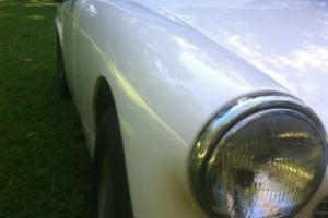 AUSTIN HEALEY SPRITE MK3 COLLECTOR MG 5 SPEED Photo